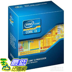 [美國直購 ShopUSA] Intel Core i3 處理器 Processor i3-2100 3.1GHz 3MB LGA1155 CPU BX80623I32100 $5180