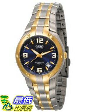 [美國直購 ShopUSA] Casio 手錶 Men's EF106SG-2AV Edifice 10-Year Battery Analog Bracelet Watch