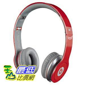 [美國直購ShopUSA ] Beats 紅色耳機 Solo Hi-Def Headphones with ControlTalk (Red) $8259