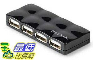 <br/><br/>  [美國直購]  Belkin 4-Port Hi-Speed USB 2.0 Mobile Hub (F5U404-BLK) _TC11 樞紐 $1098<br/><br/>