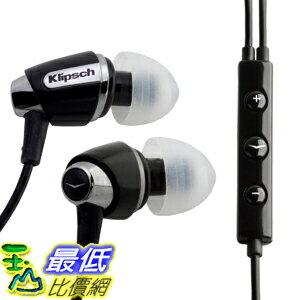 [美國直購] 耳機 Klipsch Image S4i Premium Noise-Isolating Headset with 3-Button Apple Control  $3220