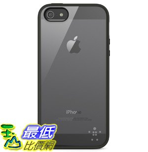 [A美國直購 USAshop] Belkin 手機殼 View Case/Cover For New Apple iPhone 5 - Retail Packaging - Black