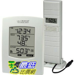 [美國代購代轉帳服務費] La Crosse Technology WS-9029U 天氣 Weather Station with Digital Time $1088