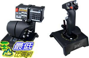 [玉山最低網] Saitek  X65F Pro Flight Control System  全球首支壓力感應搖桿(專業飛行控制系統X65F終極版) $11350