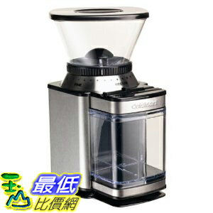 [美國直購] Cuisinart 咖啡磨豆機 DBM-8 Supreme Grind Automatic Burr Mill (CCM-16PC1) U3