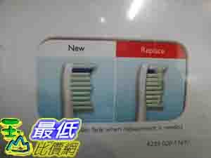 [美國直購] Philips 電動牙刷頭 HX7026新款(取代7006) Sonicare E Series 6-pack Heads#483198 T13 $2398