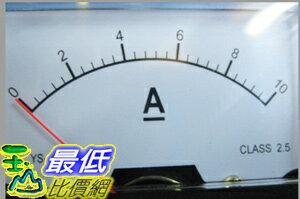 [玉山最低比價網] 直流電流計 電流表 指針盤用方型 YS670 0~10A CLASS2.5 (34126A_RB13) d $118