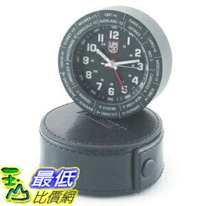 [美國直購 ShopUSA] Luminox 手錶 Watch TRITIUM WORLD TRAVEL ALARM CLOCK Brushed Aluminum $8658