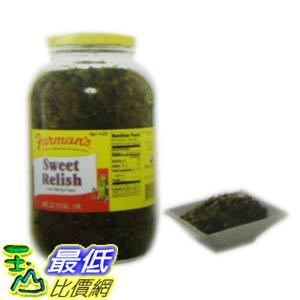 ^~玉山最低網^~ COSCO FARMAN ^#x27 S 酸甜黃瓜碎末1.89公斤_