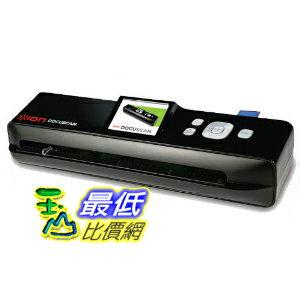 [美國直購 ShopUSA]  ION Docuscan 照片掃描儀 ISC08 Standalone Document and Photo Scanner With Preview Screen $4259
