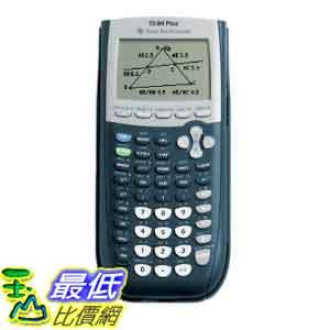 [美國直購] Texas Instruments TI-84 Plus Graphing Calculator