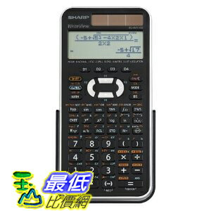 <br/><br/>  [美國直購 ShopUSA] Sharp Electronics 計算器 EL-W516XBSL Engineering/Scientific Calculator $1019<br/><br/>