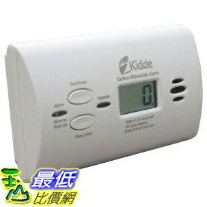 [現貨供應使用AA 電池] Kidde KN-COPP-LPM 一氧化碳警報器 Battery-Operated Carbon Monoxide Alarm with Digital Display ..