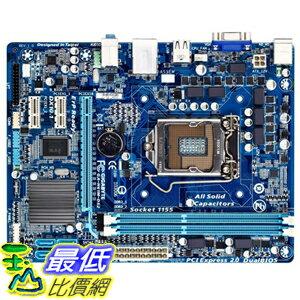 [美國直購 ShopUSA] GIGABYTE 主機板 GA-H61M-DS2 LGA 1155 Intel H61 Micro ATX Intel Motherboard $2459