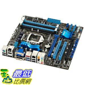 [美國直購 ShopUSA] ASUS 主機板 SATA 6 Gb/s DisplayPort Intel Z68 Micro ATX DDR3 2200 Intel LGA 1155 Motherboards P8Z68-M Pro $5300
