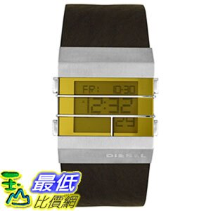 [美國直購 ShopUSA] 手錶 Diesel Men's DZ7071 Digital Brown Leather Watch  $3219