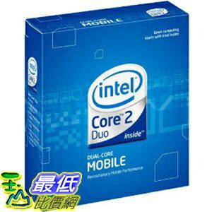 [美國直購 ShopUSA] Intel 移動處理器 BX80577T8100 Core 2 Duo T8100 Mobile Processor $8467