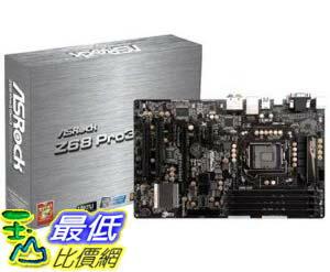 [美國直購 ShopUSA] ASRock 主機板 Z68 PRO3 GEN3 Intel Z68 ATX DDR3 1066 Intel - LGA 1155 Motherboard by ASRock $4500