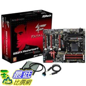 [美國直購 ShopUSA] ASRock 主機板 990FX PROFESSIONAL AMD 990FX & SB950 ATX DDR3 800 AMD - AM3+ Motherboard by ASRock $7800