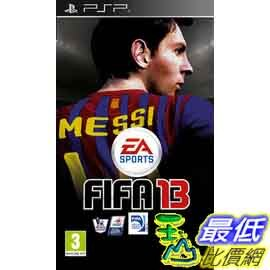 [玉山最低比價網] PSP 國際足盟大賽13 FIFA 13 英文版(亞版) $909