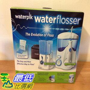 [2年保固] 110V WaterPik 沖牙機 WP-130 & 攜帶型 WP-300 /305 一組2入 _C95582