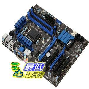 [美國直購 ShopUSA] MSI 主機板 Computer Corp. DDR3 1600 Intel LGA 1155 Motherboards $4700
