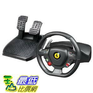[美國直購 ShopUSA] 法拉利 Thrustmaster VG Thrustmaster Ferrari 458 Racing Wheel for Xbox $4500