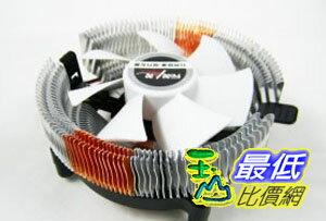 [玉山最低比價網]  INTEL LGA 775/AMD AM2/S754/939/940 全銅 低噪音 CPU 散熱器 (23012) $529