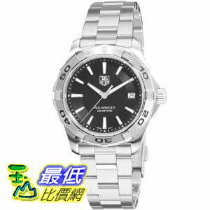 [美國直購 ShopUSA] TAG 手錶 Heuer Men's WAP1110.BA0831 Aquaracer Black Dial Watch $47099