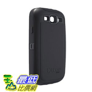 [美國直購 USAshop] OtterBox 手機殼 77-21086 Defender Series for Samsung Galaxy S III - Retail Packaging - B..