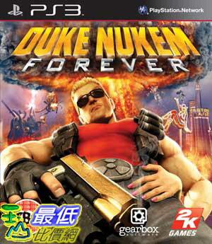 玉山 網  PS3 永遠的毀滅公爵 Duke Nukem Forever 亞版  _BA