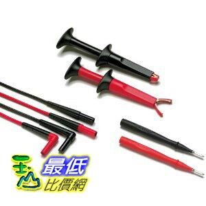 [美國直購 ShopUSA] Fluke TL223 SureGrip Electrical Test Lead Set 測試線 $2618