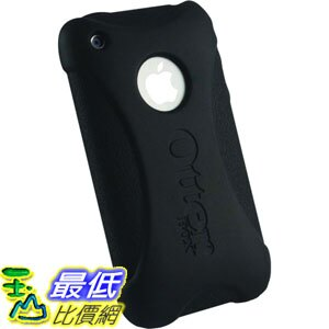 [美國直購 USAshop] OtterBox 保護套 Black Impact Case for iPhone 3G/3GS - 1943-20.5