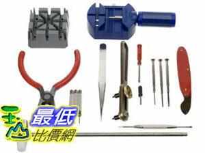 美國直購 ShopUSA  16 PCS Watch Tool Kit 手錶工具  _B