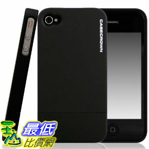 [美國直購 USAshop] CaseCrown 保護殼 Lux Glider Case for Apple iPhone 4 and 4S (AT&T, Sprint, & Verizon comp..