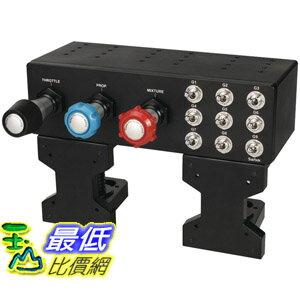[美國直購 ShopUSA] Logitech Saitek PRO Flight TPM System - Throttle/Prop/Mixture Axis 道具 $6024