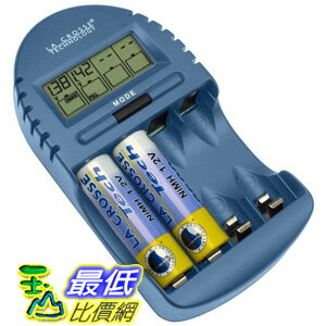 [美國直購 ShopUSA] La Crosse Technology BC500 Alpha Power Battery Charger $1459