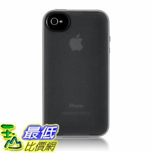 [美國直購 USAshop] Belkin 保護套 Essential 050 iPhone 4 Case, Compatible with iPhone 4S (Black / White)