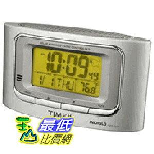[美國直購 ShopUSA] 音頻 Timex Audio T065S - Solar Powered Alarm Clock