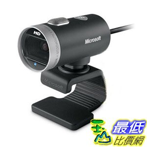 [玉山最低比價網] 微軟 Microsoft LifeCam Cinema網路攝影機 真實720pHD高畫質 $2390