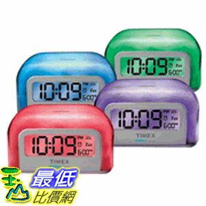 [美國直購 ShopUSA]  Timex Audio T105W - Color Changing Alarm Clock 鬧鐘
