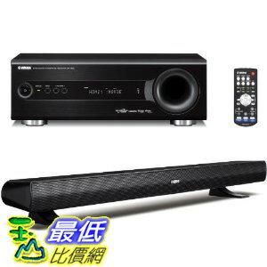 [美國直購 ShopUSA] Yamaha YHT-S400BL Home Theater System $14498