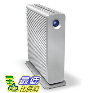[美國直購 ] 移動硬盤 LaCie d2 Quadra v3 Hard Disk 2 TB eSATA/FireWire800/USB 3.0 Hard Drive 301543U (Aluminu..