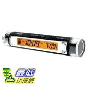 [美國直購 ShopUSA]  Timex Audio T117B - Travel Alarm Clk w/Flashlight 手電筒