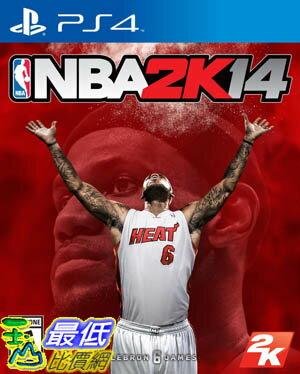 (刷卡價) PS4 勁爆美國職籃 2K14 NBA 2K14 中文版(亞版) $1010