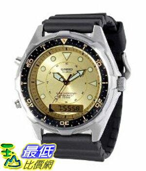 [美?直? ShopUSA] Casio 手錶 Men's AMW320D-9EV Ana-Digi Alarm Chronograph Dive Watch