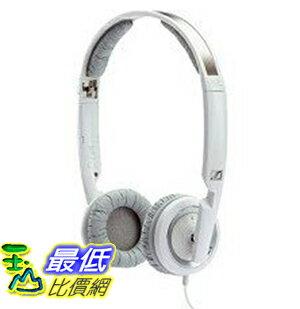 [美國直購 ShopUSA] Sennheiser 白色耳機 PX 200 II W Closed Mini Headphones with Integrated Vol Control (White) $3097