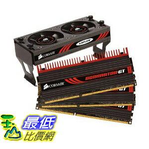 [美國直購 ShopUSA] Corsair 內存 Memory Dominator GT 12 GB (3 x 4GB) Memory Kit for Intel Core i7 12 Triple Channel Kit 2000MHz (PC3 16000) 240-Pin DDR3 SDRAM CMT12GX3M3A2000C9 $10699