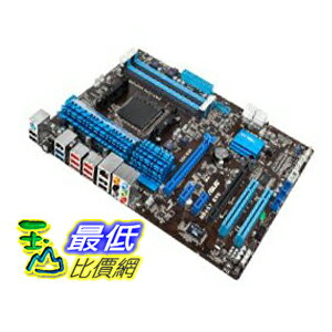 [美國直購 ShopUSA] ASUS 主機板 M5A97 Evo - AM3+ - 970 - SATA 6Gbps and USB 3.0 - ATX AMD ATX DDR3 2133 Motherboards $5398