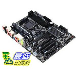 [美國直購 ShopUSA] GIGABYTE 主機板 GA-990FXA-UD3 AM3+ AMD 990FX SATA 6Gb/s USB 3.0 ATX AMD Motherboard $6988